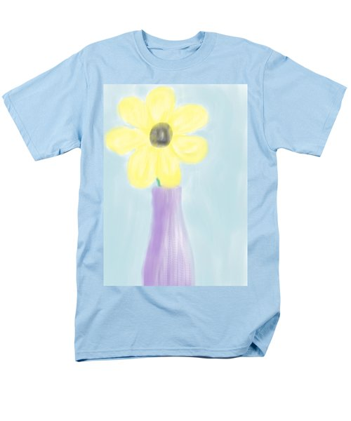 A Flower For Mo Men's T-Shirt  (Regular Fit) by Heidi Smith