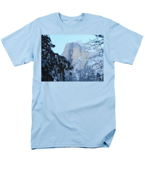 A Glimpse Through The Trees Men's T-Shirt  (Regular Fit) by Heidi Smith