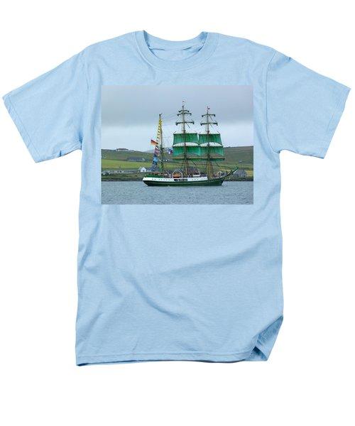 Men's T-Shirt  (Regular Fit) featuring the photograph Alexander Von Humboldt by Lynn Bolt