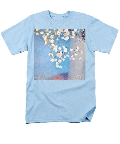 Blue Morning Men's T-Shirt  (Regular Fit) by Lyn Randle
