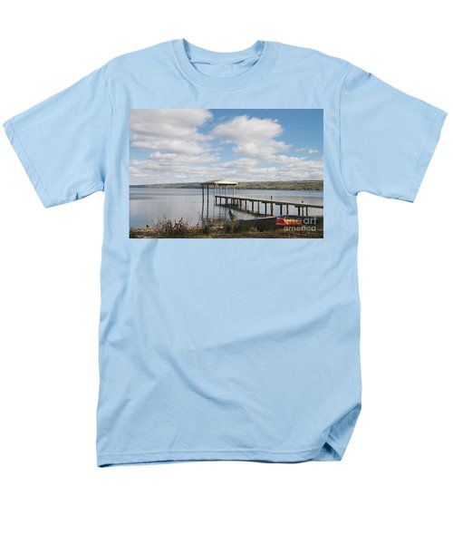 Men's T-Shirt  (Regular Fit) featuring the photograph Calm Waters by William Norton