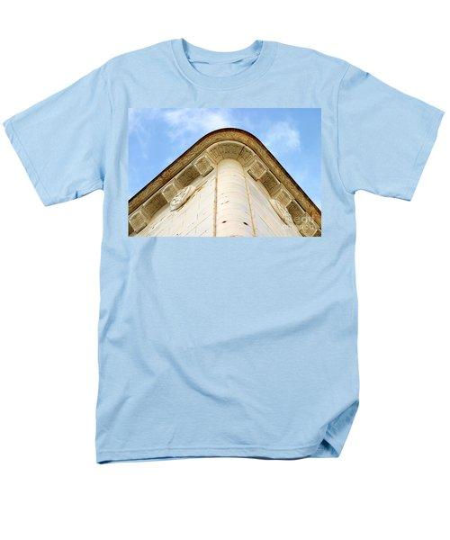 Corner Building Men's T-Shirt  (Regular Fit)