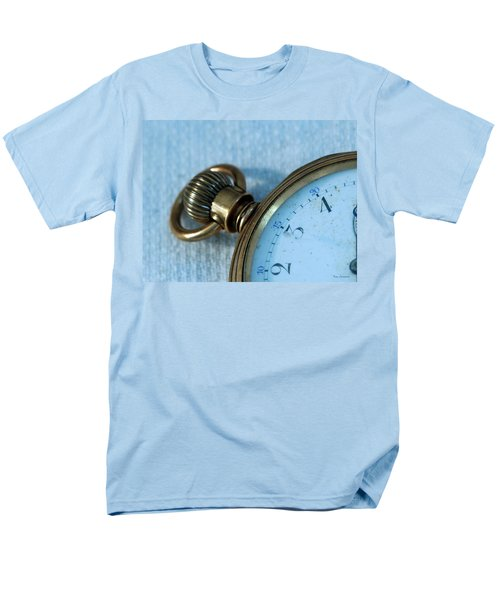 Men's T-Shirt  (Regular Fit) featuring the photograph Details Of Time 1 by Kay Lovingood