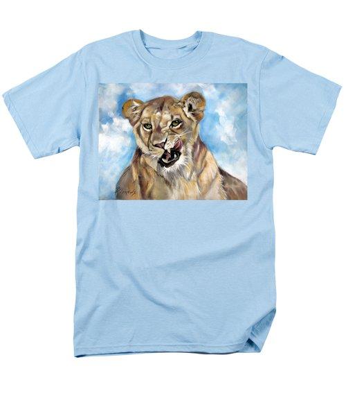 Finger Lickin Good Men's T-Shirt  (Regular Fit)