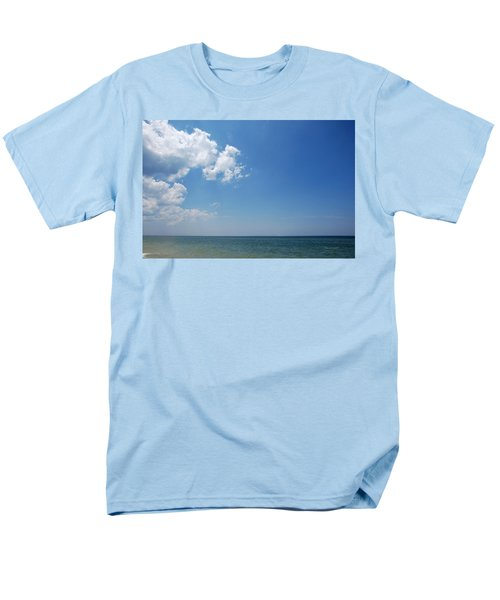 Gulf Sky Men's T-Shirt  (Regular Fit) by Kay Lovingood