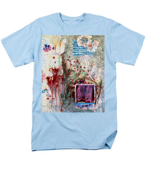 My Stage Men's T-Shirt  (Regular Fit) by Sandy McIntire