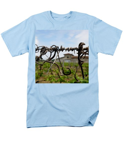 Old And New  Men's T-Shirt  (Regular Fit) by Lainie Wrightson