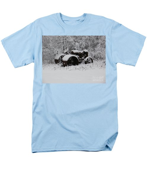 Men's T-Shirt  (Regular Fit) featuring the photograph Robed In White by Christian Mattison