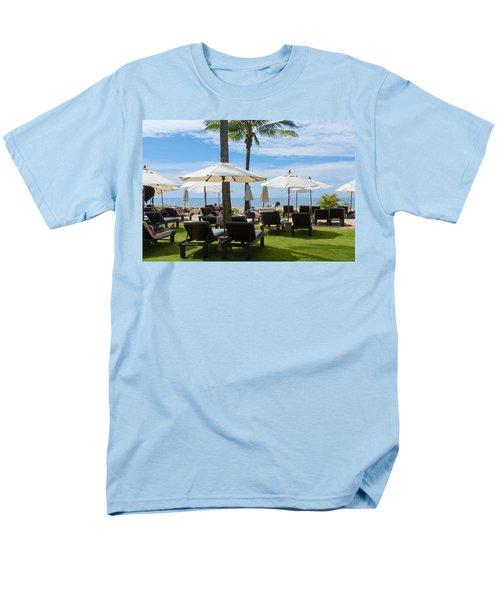 Sunbath Men's T-Shirt  (Regular Fit) by Atiketta Sangasaeng