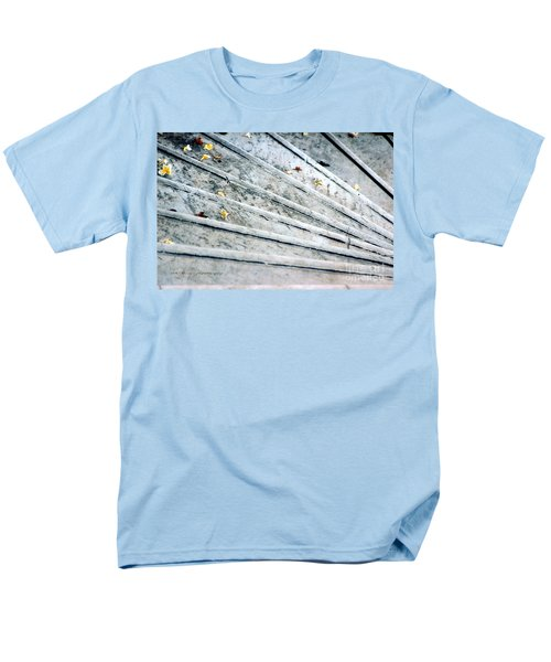 The Marble Steps Of Life Men's T-Shirt  (Regular Fit) by Vicki Ferrari