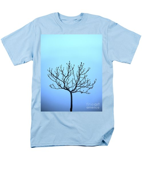 Tree With The Blues Men's T-Shirt  (Regular Fit)
