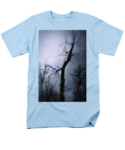 Under The Snow Men's T-Shirt  (Regular Fit) by Diane Dugas