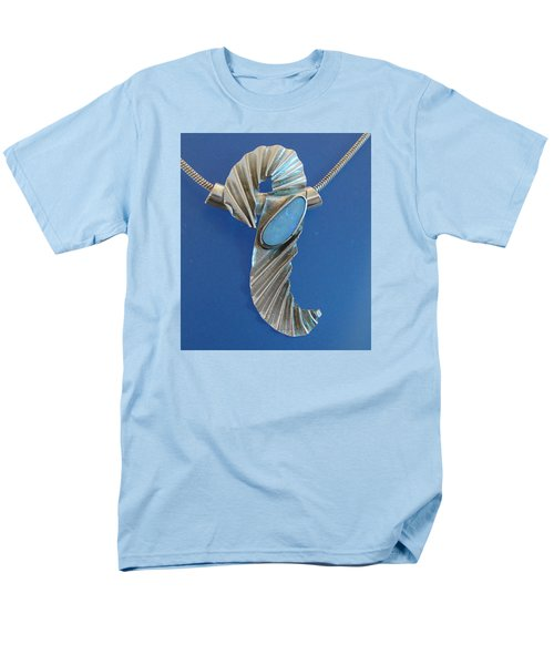 0468 Seahorse Men's T-Shirt  (Regular Fit) by Dianne Brooks