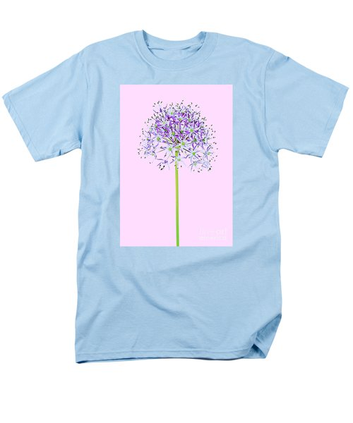 Allium Men's T-Shirt  (Regular Fit) by Tony Cordoza