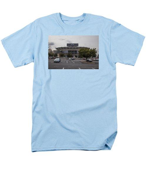 Beaver Stadium Penn State  Men's T-Shirt  (Regular Fit) by John McGraw