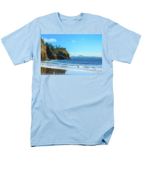 Great View Men's T-Shirt  (Regular Fit) by Robert Bales