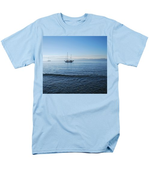 Morning Clouds Men's T-Shirt  (Regular Fit) by George Katechis