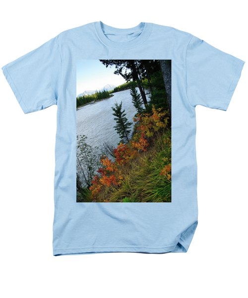 Men's T-Shirt  (Regular Fit) featuring the photograph Natural Art by Rhonda McDougall