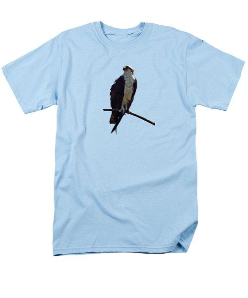 Osprey Men's T-Shirt  (Regular Fit) by Deborah Good