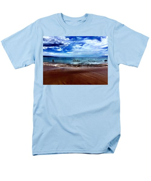 Men's T-Shirt  (Regular Fit) featuring the photograph Relax by Michael Albright