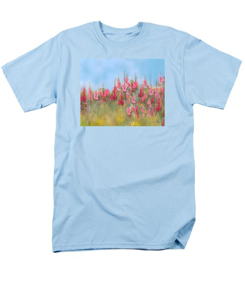 The Earth Laughs In Flowers Men's T-Shirt  (Regular Fit) by Colleen Taylor