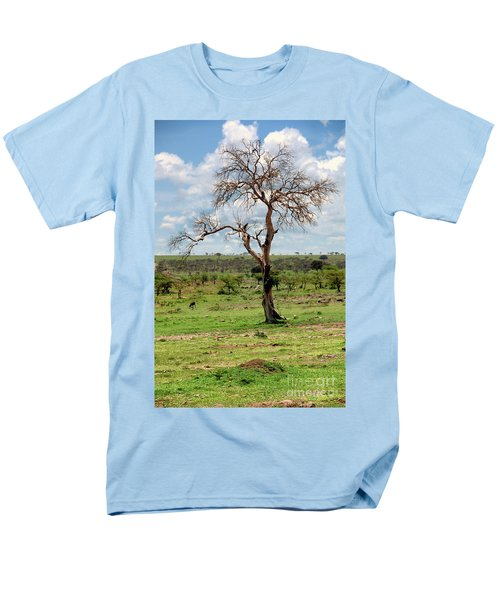 Men's T-Shirt  (Regular Fit) featuring the photograph Tree by Charuhas Images