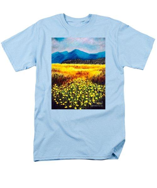 Wildflowers Men's T-Shirt  (Regular Fit)