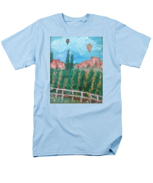 Wine Country Men's T-Shirt  (Regular Fit) by Roxy Rich