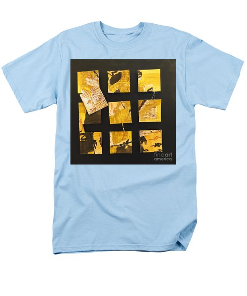 10 Square Men's T-Shirt  (Regular Fit) by Gallery Messina