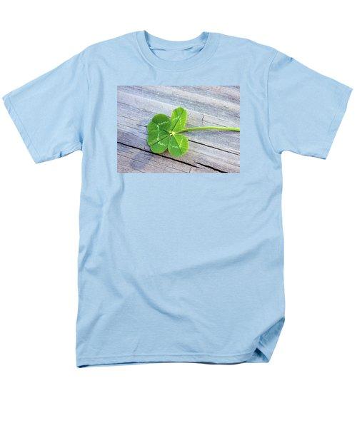 Lucky Men's T-Shirt  (Regular Fit) by Kristin Elmquist