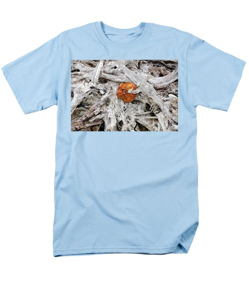 Men's T-Shirt  (Regular Fit) featuring the photograph Seattle Morning by David Lee Thompson