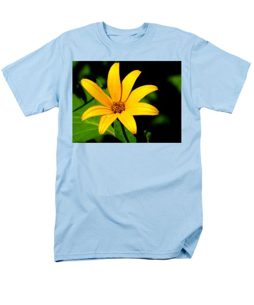 Men's T-Shirt  (Regular Fit) featuring the photograph Wild Flower by Eric Switzer