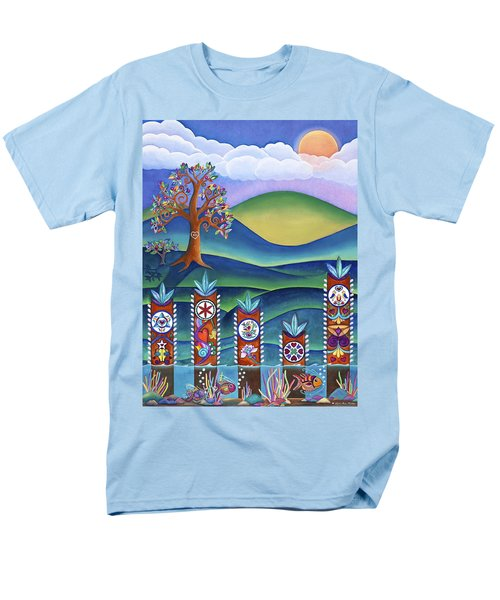 Men's T-Shirt  (Regular Fit) featuring the photograph Test by Test