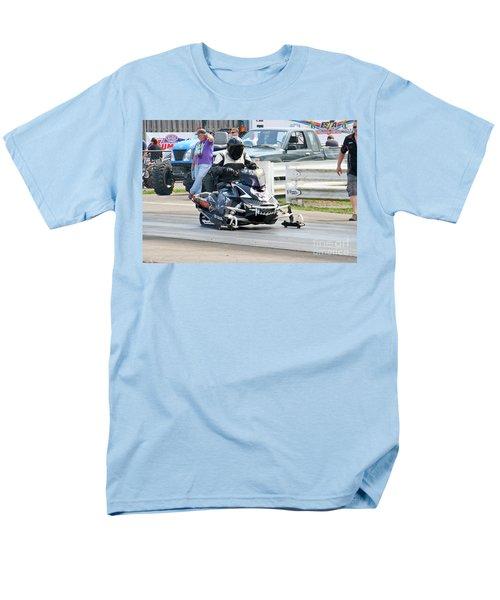 2940 05-03-2015 Esta Safety Park Men's T-Shirt  (Regular Fit) by Vicki Hopper