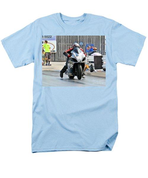 2941 05-03-2015 Esta Safety Park Men's T-Shirt  (Regular Fit) by Vicki Hopper