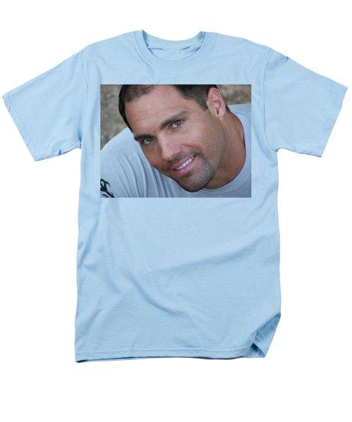 Men's T-Shirt  (Regular Fit) featuring the photograph Franco Corelli by Jake Hartz