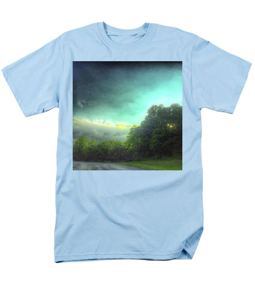 Men's T-Shirt  (Regular Fit) featuring the photograph 3 June 16 by Toni Martsoukos
