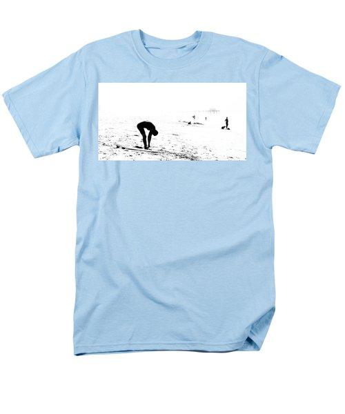 Surfer Men's T-Shirt  (Regular Fit) by Nicholas Burningham