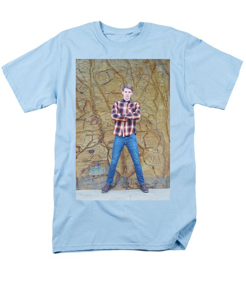 3738 Men's T-Shirt  (Regular Fit) by Angi Parks