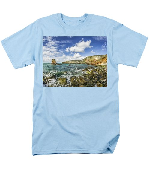 Gwenfaens Pillar Men's T-Shirt  (Regular Fit) by Ian Mitchell