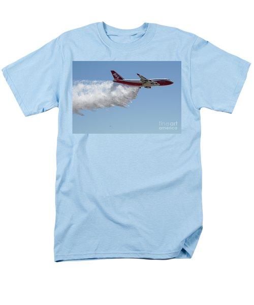 747 Supertanker Drop Men's T-Shirt  (Regular Fit) by Bill Gabbert
