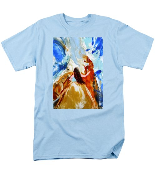 A Hula For You Men's T-Shirt  (Regular Fit) by Marionette Taboniar