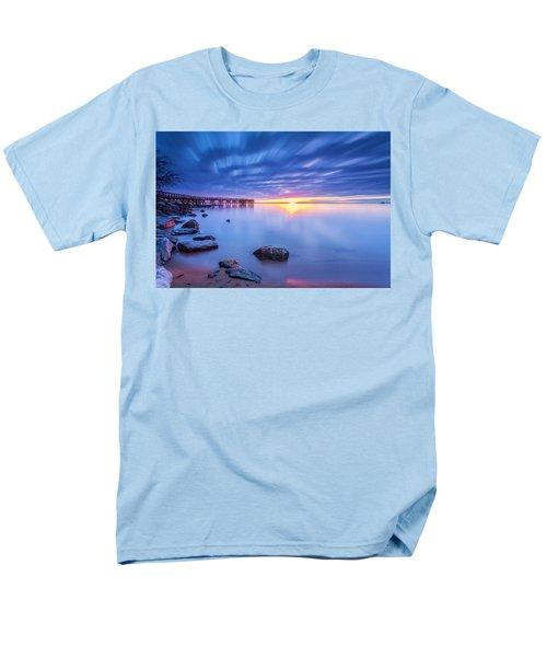 A New Dawn Men's T-Shirt  (Regular Fit) by Edward Kreis