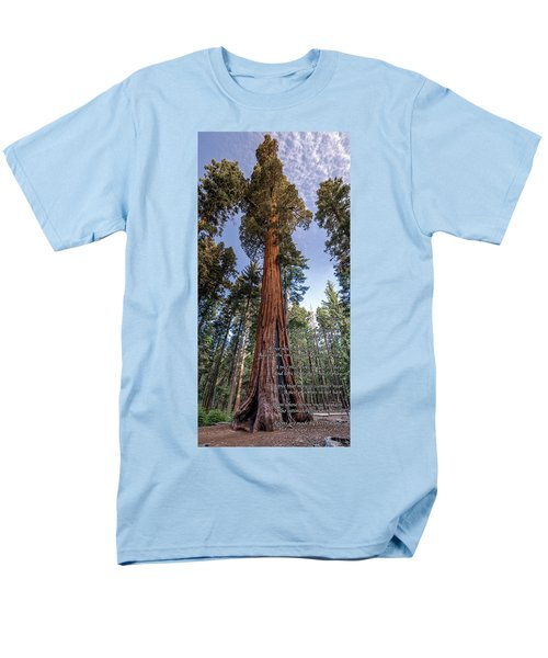 A Poem Lovely As A Tree.   Men's T-Shirt  (Regular Fit) by Phil Abrams