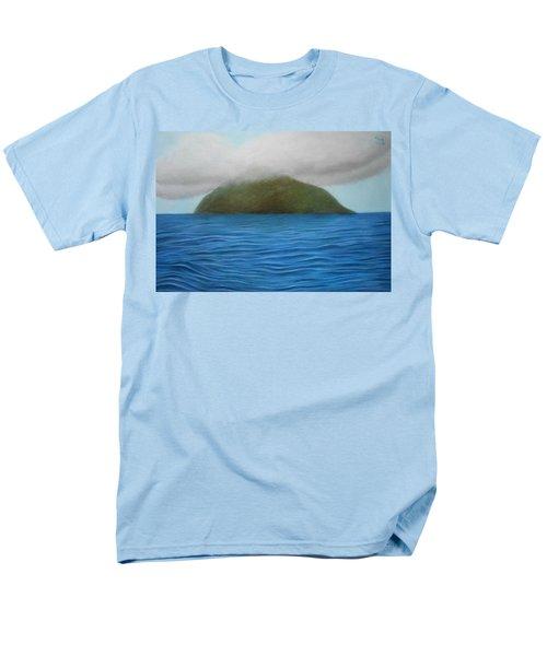 Hope- The Island  Men's T-Shirt  (Regular Fit) by Vishvesh Tadsare