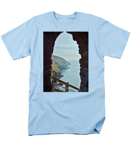 A Room With A View Men's T-Shirt  (Regular Fit) by Richard Brookes