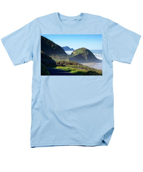A State Of Mind Men's T-Shirt  (Regular Fit)