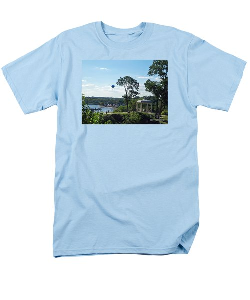 Men's T-Shirt  (Regular Fit) featuring the photograph A Summer Day by Lyric Lucas