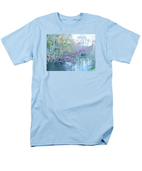 Men's T-Shirt  (Regular Fit) featuring the photograph A View Of Autumn by Kay Gilley