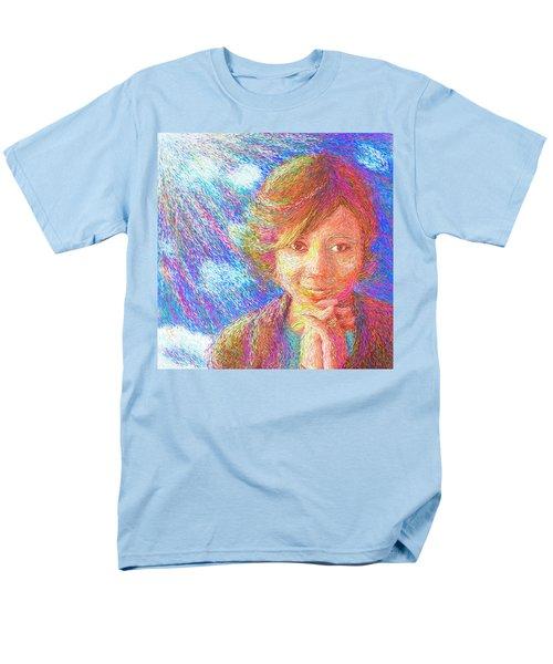 Abiding In Faith Men's T-Shirt  (Regular Fit) by Hidden Mountain